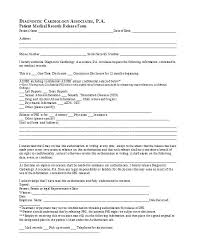 employee medical consent form template. Medical Consent Form For Minor Template Notarized Medical Consent