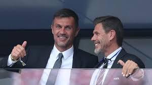 I rossoneri ripartono da Maldini e Boban - Calcio - Rai Sport