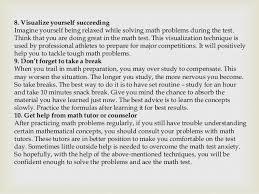 ways to overcome math anxiety 7 myassignmenthelp com s math experts