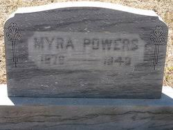 Myra Cockrell Powers (1876-1943) - Find A Grave Memorial