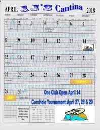 Rocky Point Tide Calendar