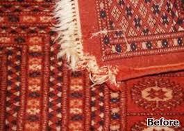 north san go rug repairs