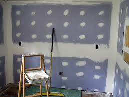 how to wallpaper furniture. Drywall Before Priming And Sizing For Wallpaper How To Furniture