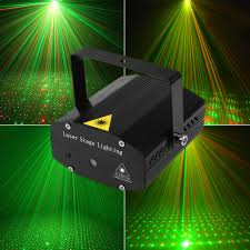 Star Light Laser Dancer Ycdc Mini Led Stage Laser Light Red Green Star Projector