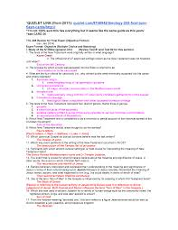 Order In Which Light Passes Through The Eye Quizlet Study Guide To Final Exam 2014 Questions And Answers Studocu