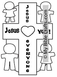 Palm Sunday Easter Bible Lessons Crafts And Activities For Children