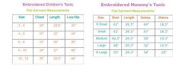 Gretchen Scott Size Chart Saint Bernard
