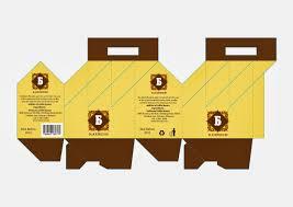 Box Design Template Illustrator 6 Pack Beer Template Illustrator