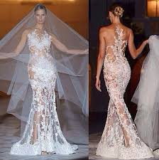 gorgeous wedding gowns most women would never dare to wear