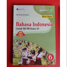 Kurikulum bahasa indonesia mi 2013. Buku Pelajaran Bahasa Indonesia Kelas 6 Sd Mi Kurikulum 2013 Shopee Indonesia