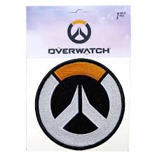 Overwatch Logo Patch | Blizzard Gear Store