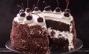 Black Forest Cake 60 Impressive Birthday Cake Recipes Pictures