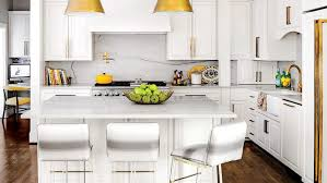 kitchen furniture white. Glamorized White Kitchen Furniture