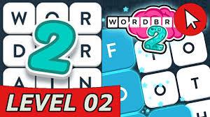 wordbrain 2 jewelry level 2 5x5 answers android ios