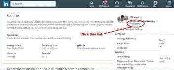 Linkedin Resume Generator Inspiration Resume Builder Linkedin Best Of How To Put Linkedin Resume
