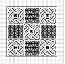 Free Blackwork Embroidery Charts Blackwork Embroidery Free Blackwork Patterns Love Cross