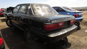 junkyard treasure 1989 toyota camry all trac awd autoweek Basic Car Engine Diagram 89 Camry Engine Component Diagram #48
