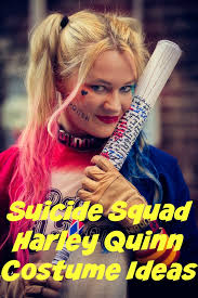 squad harley quinn costume ideas