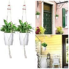over the door plant hanger plant hanger flower pot plant holder for indoor outdoor hideout diy over the door plant hanger