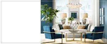 luxury furniture lighting and decor luxe living trend collection