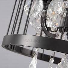 unique bird cage shaped wrought iron light fixture industries