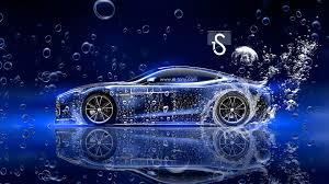 aston martin vanquish water car