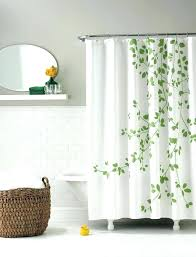 to elegant square shower curtain rod knobs canada