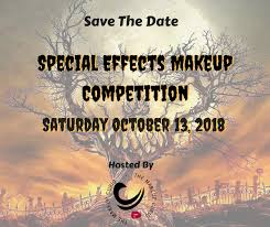the makeup curio a boutique makeup studio in downtown schenectady announces a special effects makeup peion for saay october 13 2018