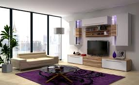 Paint Finish For Living Room Living Room Wooden Finish Wall Unit Combinations Lsta Designs