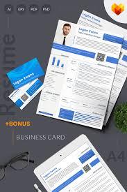 Logan Evans Digital Marketing Resume Template 65241