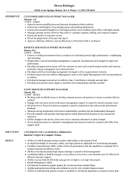 Business Support Manager Sample Resume Services Support Manager Resume Samples Velvet Jobs 20