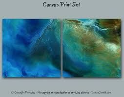 2 piece wall art large wall art square diptych abstract canvas print set 2 piece teal 2 piece wall art  on whispering wind 2 piece framed wall art set with 2 piece wall art hand painted oil wall art whispering wind 2 piece