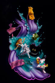 disney alice in wonderland pic francisco kelley