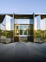 architecture building design. Simple Building The Castle Downs Park Pavilion Is Wrapped In A Skin Of Stainless Steel And  Contains Such With Architecture Building Design S