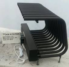 spitfire fireplace heater. this listing is for a fireplace furnace grate heater measuring 20 wide, 16 tall, 12 deep. spitfire