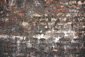 photo old brick wall grunge background