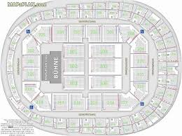 Bright Verizon Center Seating Chart Rows Seat Numbers