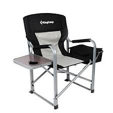 extra heavy duty folding chairs. KingCamp Heavy Duty Steel Folding Chair / Director\u0027s With Cooler Bag Extra Chairs
