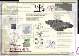 Design Sheets Of Architecture Students Thesis Prsentation Sheets By Bhanu Mahajan Issuu
