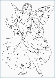 Unicorn And Fairy Coloring Pages New Fairies Coloring Pages Anablog