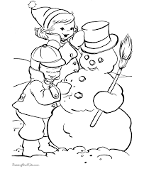 Small Picture HD wallpapers printable coloring pages of frosty the snowman epb