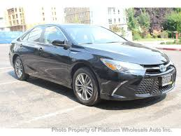 2015 Used Toyota Camry Hybrid ONE LOCAL OWNER LOADED WITH OPTIONS ...
