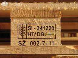 the pallet was heat treated ht and debarked db the pallet was made in july 2016 this pallet is safe to use for the international country code