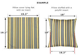 How To Measure Pillow Inserts