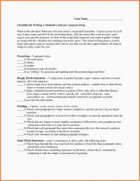 literary essay format analysis paper thebridgesummit mentor texts   a literary essay police psychologist cover letter anchor chart format response to literature 15 sample introduction