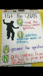 Hit The Quan Anchor Chart For Writing So Great For Middle