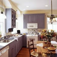Impressive Painted Kitchen Cabinets With White Appliances Find This Pin And More On Ideas