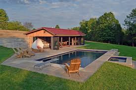 pool house plans with garage. House Plans With Pool And Outdoor Kitchen Ideas Garage A
