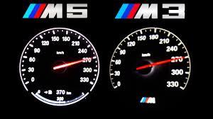 Coupe Series bmw m3 vs m5 : BMW M5 vs BMW M3 F80 Acceleration 0-270 Autobahn Onboard V8 Sound ...
