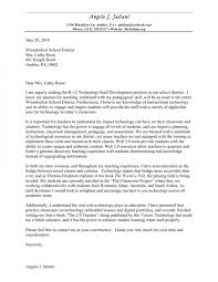 cover letter example for portfolio sample cover letter for english portfolio guamreview com